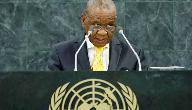 lesotho - prime minister