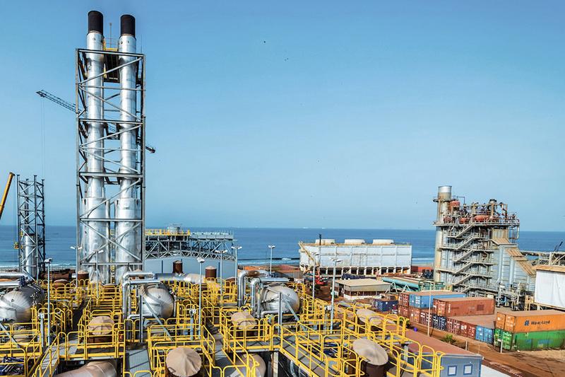 Senegal enters the Liquefied natural gas (LNG) race