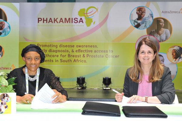 AstraZeneca Phakamisa Programme marks 10 years