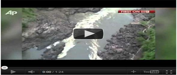 Vic Falls Bungee Jump