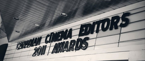 Canada Cinema Editor Awards