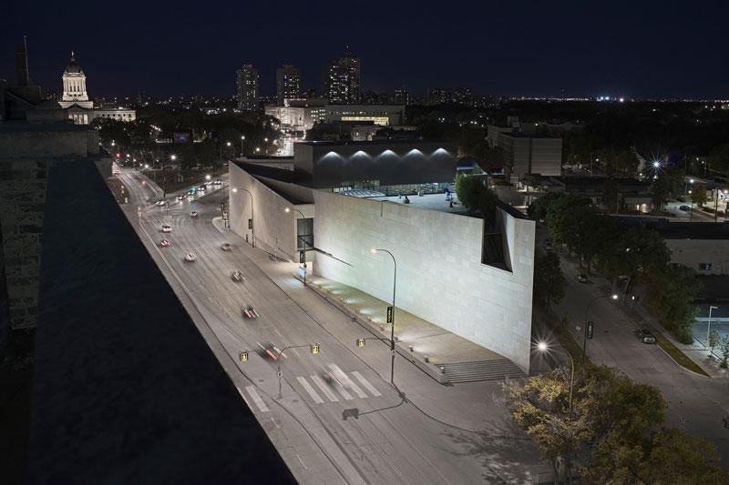 Uniquely Canadian architecture