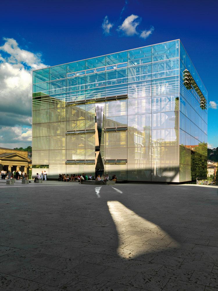 Juni wird stuttgart zum jazz hotspot for Neue architektur stuttgart