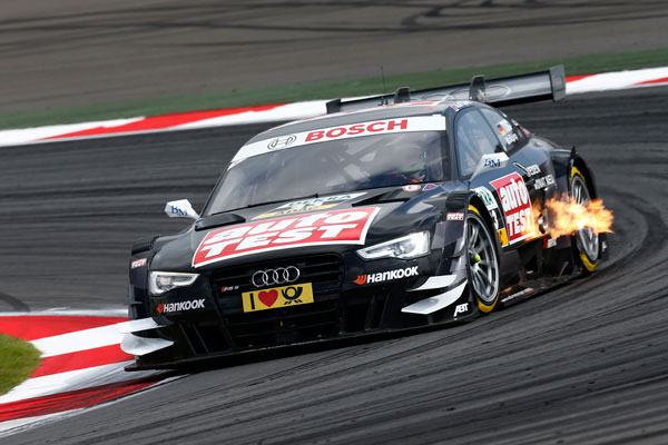 Audi goes to Nurburgring