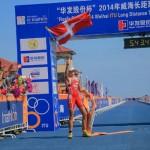 Camilla Pedersen wins Long Distance title