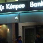 Bank Crisis of Cyprus