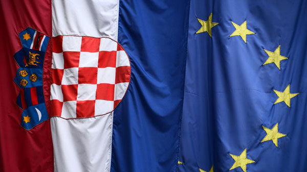 Croatia joins EU