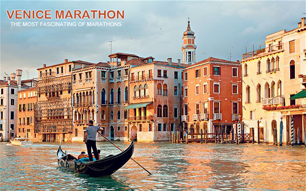 The fascinating Venice marathon nears