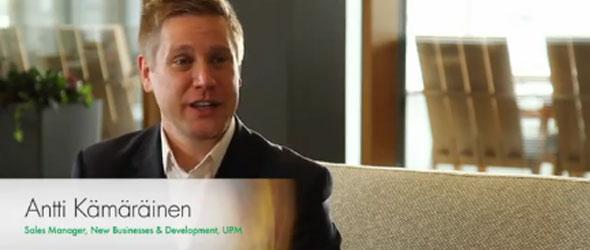 UPM develops new composite replacing non-renewable