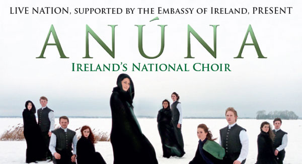 Ireland's National Choir, Anuna