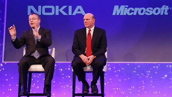Microsoft to acquire Nokia business services