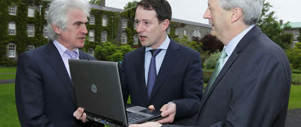 The Minister for Research and Innovation, Mr. Sean Sherlock