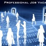 Irish Recovery leads to Professional Job Vacancies