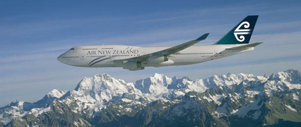 Air New Zealand CEO Resignation