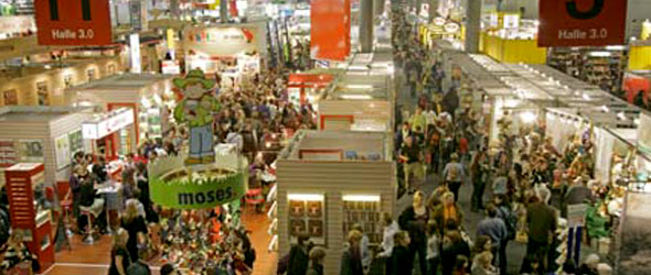 Spotlight on NZ at Frankfurt Book Fair