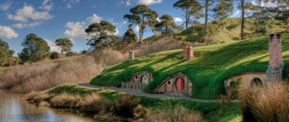 The Hobbit NZ premiere all official