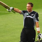 Cricketer: Martin Guptill