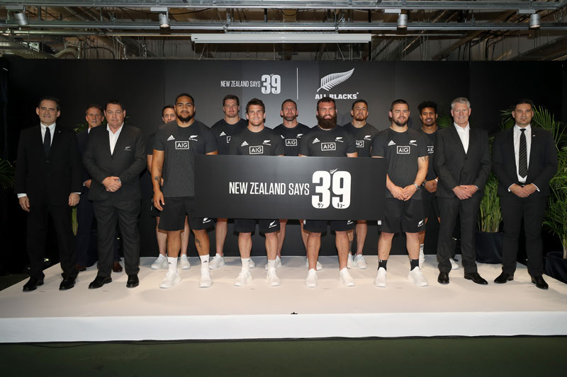 All Blacks, San Kyu to Japan