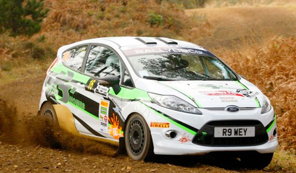 UK Rally Championships