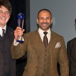 Khalique Wins SBID Award