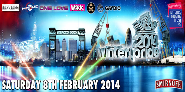 Winter Pride UK 2014