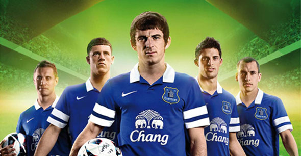 Chang - Everton