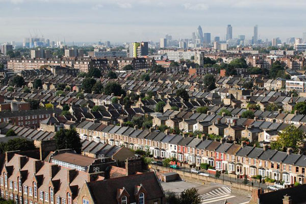 Keys of First London Affordable Homes