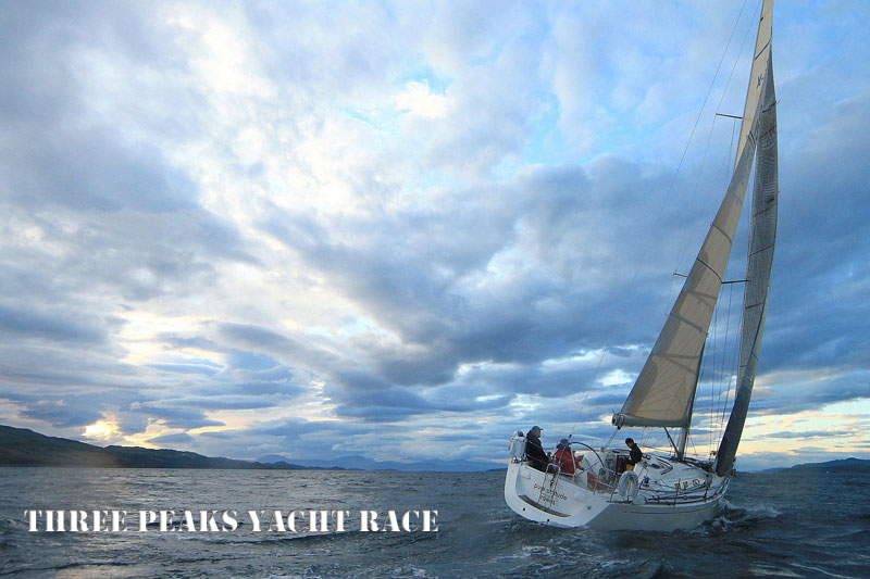 Three Peaks Yacht Race 2018 beckons