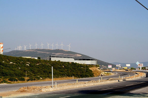 turkey - wind power