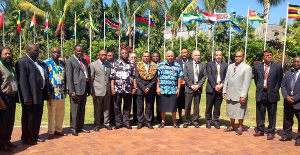 SA participates in ACP summit