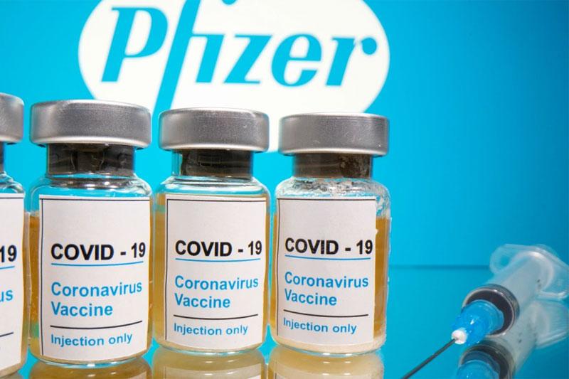 Pfizer experimental COVID-19 vaccine